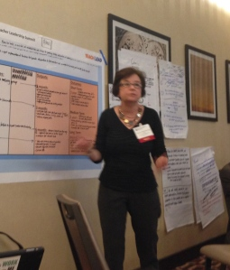 Karen MacDonald shares Maine's action plan to promote teacher leadership.